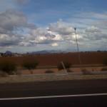 Pretty roadside