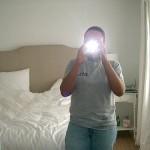 Me at the condo