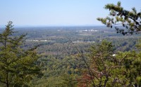 Rock Plateau View