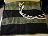 Empty Knitting Needle Case
