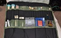 Filled Needle Case