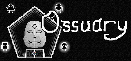 Ossuary title banner.
