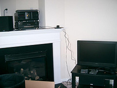 Stereo set up